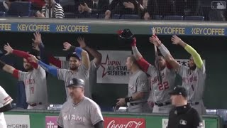 2018年日米野球珍プレー好プレー集