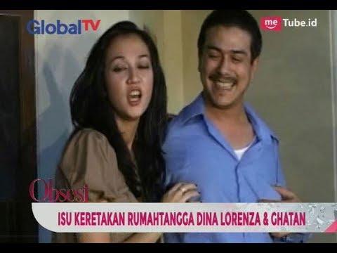 Isu Keretakan Dina Lorenza dan Ghatan Kian Santer Terdengar - Obsesi 01/07