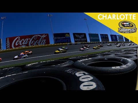 NASCAR Sprint Cup Series- Full Race -Bank of America 500
