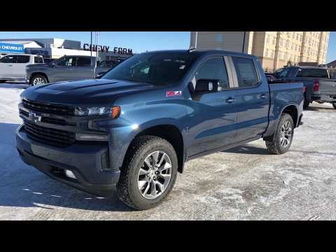 2020 Chevrolet Silverado 1500 RST Review
