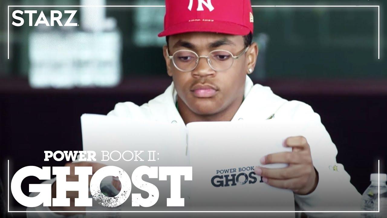 Download Power Book II: Ghost | Behind the Scenes | STARZ