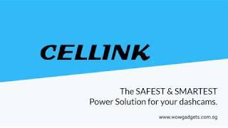 Dashcam Battery Cellink Neo Co…