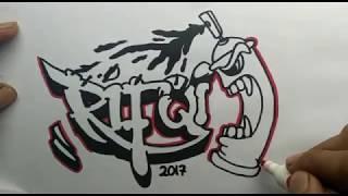 Download Video Reques graffiti nama Rifqi MP3 3GP MP4
