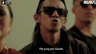 Altimet , Isma & Saiful Apek - Pak Pung 2013 [Official Music Video]
