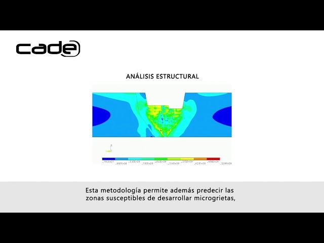 Simulación Térmico-Estructural de Soldadura Disimilar | CADE Soluciones de Ingeniería