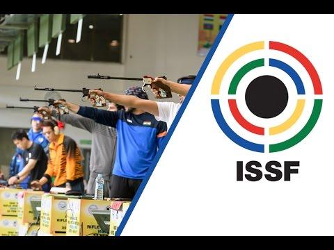 50m Pistol Men Final - 2017 ISSF World Cup Stage 1 in New Delhi (IND)
