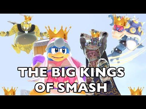The Big Kings of Smash - Super Smash Bros. Ultimate thumbnail