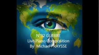 SONG N°27  AFTER EARTH    By Michael FRAYSSE Pianiste Compositeur SACEM Music Composition Piano