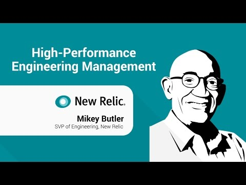 High Performance Engineering Management