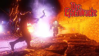 "BLACK OPS 3 ZOMBIES ""DER EISENDRACHE"" FLAWLESS SOLO EASTER EGG LIVE! (BO3 Zombies)"