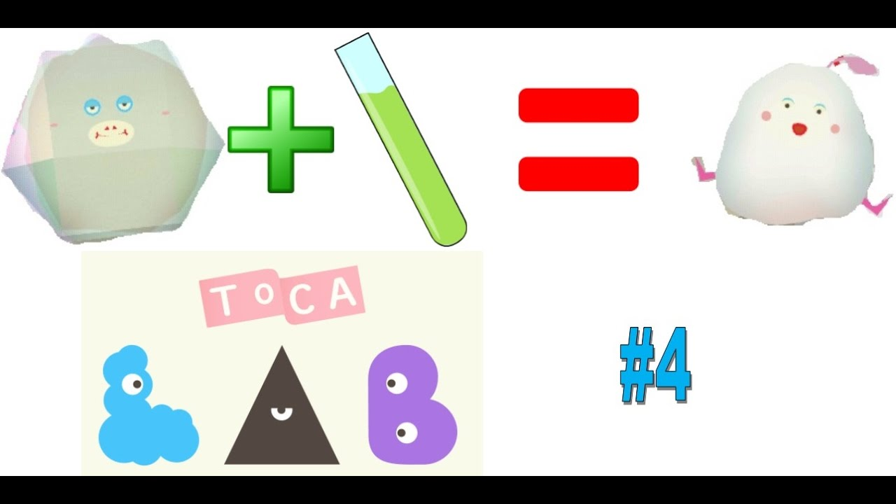 Toca Lab Episode 4 What Makes Them Change Youtube