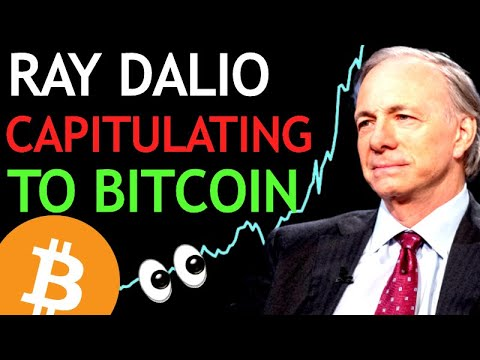 Ray Dalio Capitulating to BITCOIN & $29 Billion Wealth Advisor Offering CRYPTO To 23,000 Clients!