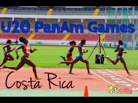 U20 PanAm Games | USA Track & Field