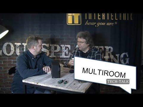 Multiroom Lautsprecher Musikserver mit NAS Server (Teil1)