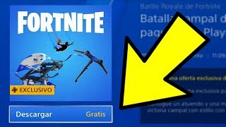 HOW TO DOWNLOAD THE EXCLUSIVE PACK ⭐FREE⭐ FORTNITE: Battle Royale