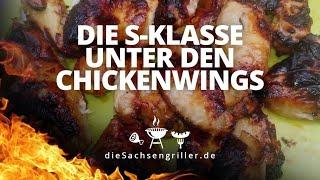 saftige Chicken Wings asiatisch, einfach gemacht das ist der Hammer - die sachsengriller