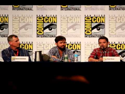 Wilfred Panel  San Diego ComicCon 2012