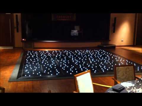 Starlight Dance Floor At Alea Casino - Leeds