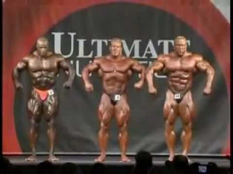Best of Markus Ruhl ,jay cutler and ronnie coleman - YouTube