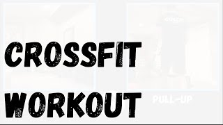 CrossFit Workout | Bodyweight Exercise | Run