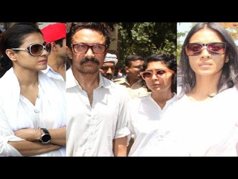 Thumbnail: Bollywood celebs arrive to pay condolences to Late Reema Lagoo