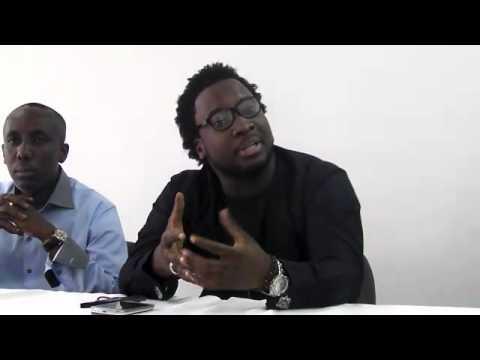 Sonnie Badu press conference
