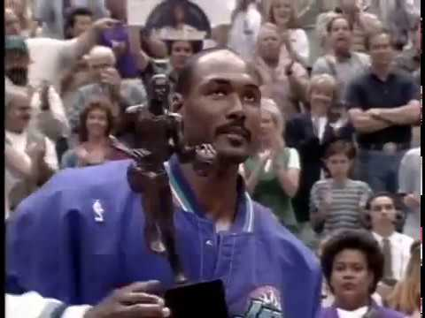 The Karl Malone Collection - Number Retirement Ceremony (5 of 6)