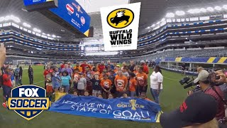Tim Howard and Omar Gonzalez greet fans | 360 Video | 2017 CONCACAF Gold Cup