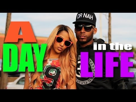 A DAY IN THE LIFE VLOG!! | RANDOM VLOG | CHINACANDYCOUTURE & HUSBAND
