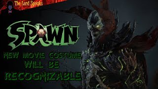 Spawn's New Movie Costume Will Be Recognizable - The Lord Speaks