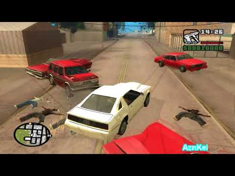 GTA San Andreas DYOM: Fort Carson Stories (part18) + The Law Of Blackout (720p)