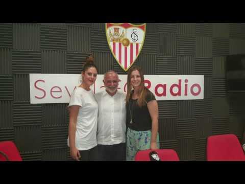 Entrevista a Fabián Demarco en Sevilla FC Radio