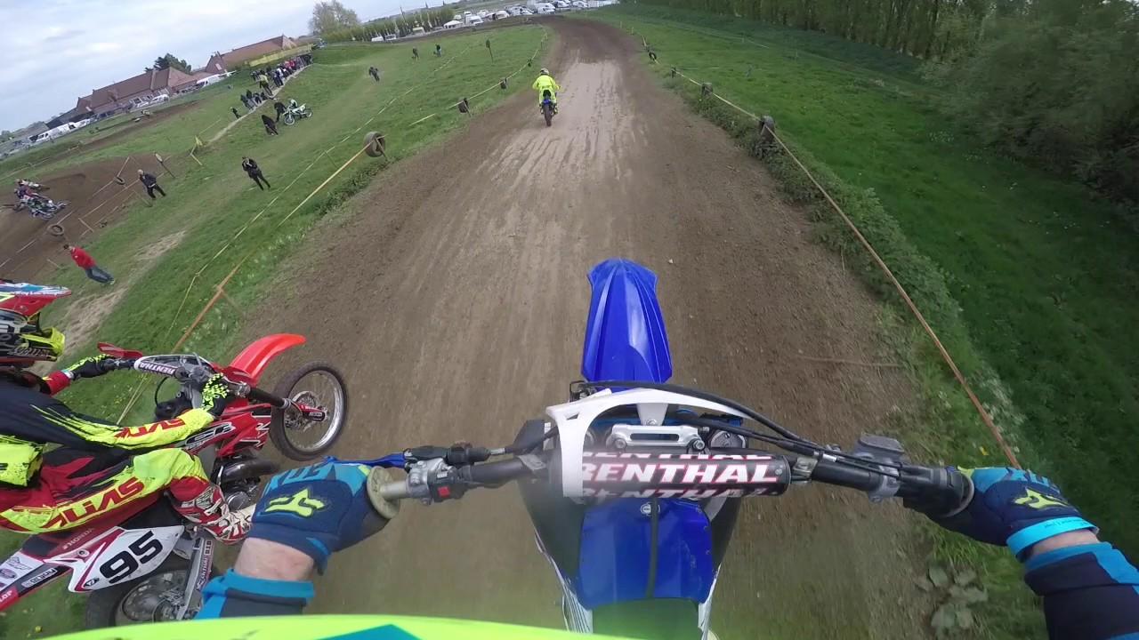 motocross comines