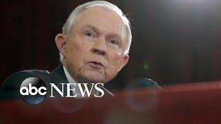 Attorney general fires back at Trump tweet