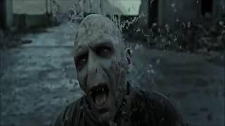הלורד וולדמורט נגד הארי פוטר הקרב האחרון!