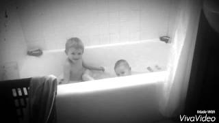 Bath time with these funny bios!