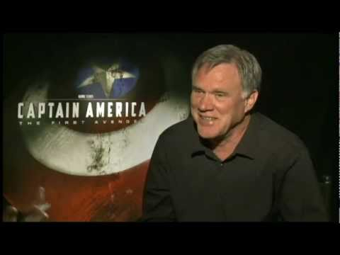 Director Joe Johnston Talks About CAPTAIN AMERICA: THE FIRST AVENGER Mp3
