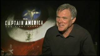 Director Joe Johnston Talks About CAPTAIN AMERICA: THE FIRST AVENGER