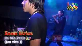 MARIO Y SU GRUPO ZOOM LIRIOS EN BRASIL ((En vivo)) Promociones Via