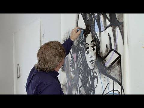 George Condo: The Artist at Work