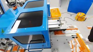 케이에스팩 마스크 포장기계 시운전 영상