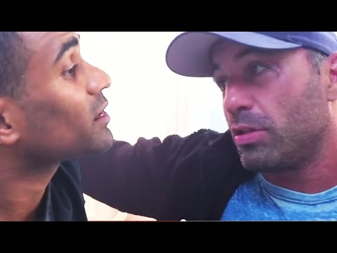 Joe Rogan and BJJ Black Belt Argue about Weed