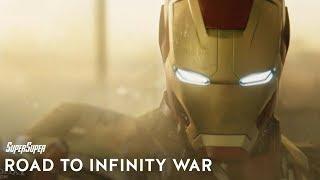Road to Infinity War: Episode 7 | Iron Man 3