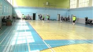 Турнір серед ветеранів з гандболу