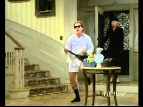 The Nanny - Niles dancing Old time rock n roll