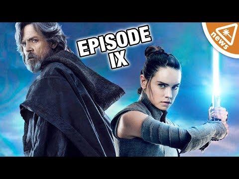 Is JJ Abrams Going To Retcon Star Wars: The Last Jedi? (Nerdist News w/ Kyle Hill)