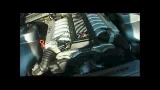 Omega Suprema motor V12 BMW