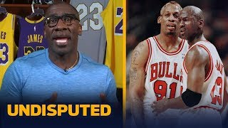 Skip and Shannon react to Episode 3 & 4 of Michael Jordan's doc 'The Last Dance' | NBA | UNDISPUTED
