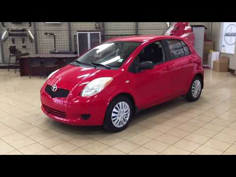 2008 Toyota Yaris | Read Owner and Expert Reviews, Prices, Specs