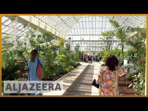 🇬🇧 World's largest Victorian glasshouse reopened in London | Al Jazeera English